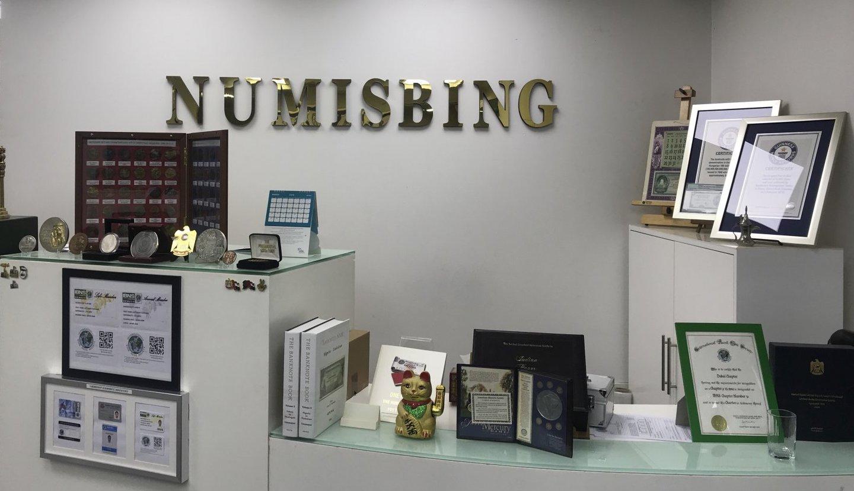 Numisbing